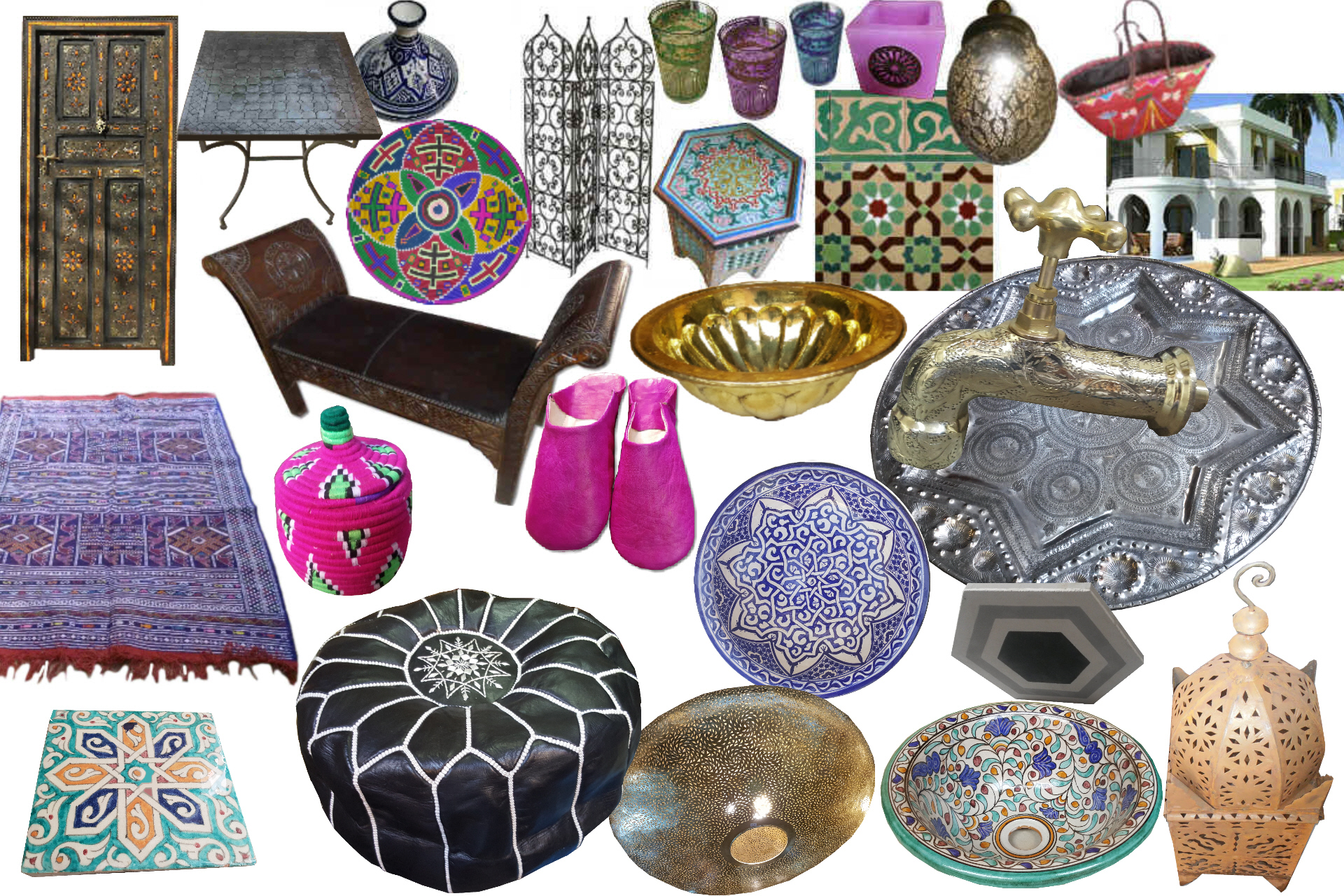 Moroccan art design,ironwork,Baskets,Oriental Lamps,Oriental furniture,tagines,mosaic tables, mosaic fountains,mosaic tiles, Tea accessories,Lanterns,hand painted ceramics,sofas,wrought ironwork,leather seat,offers,purchase,Products,Factory,Manufacturer, Morocco,Germany,exxot,exxotdesign,elegant sofa,casablanca,encaustic cement tiles,ceramic tiles, moroccan handmade encaustic cement tiles,marokkanische Zementfliesen, moroccan leather,kunstschmied, paravent, wooden side table,fez, agadir,chest of drawers,moroccan armoires,lantern,fontaine,cabinet,,wooden fontaine,sofa decor accessories,leather stools, marrakech,wrought iron frame,handmade lamps,furniture,garden furniture, hand-woven carpets,Bowl Shaped Woven Basket,Breadbasket,Coaster,Hand Woven Furniture,Men Slippers Babouche,Women Slippers Babouche, Baskets,Berber Kilim Pillow Cover,Caidal Tent,deco gypsum, Men Jalaba,Rugs,fossil sink,ceramic sink,brass sink,faucet,Women Jalaba,