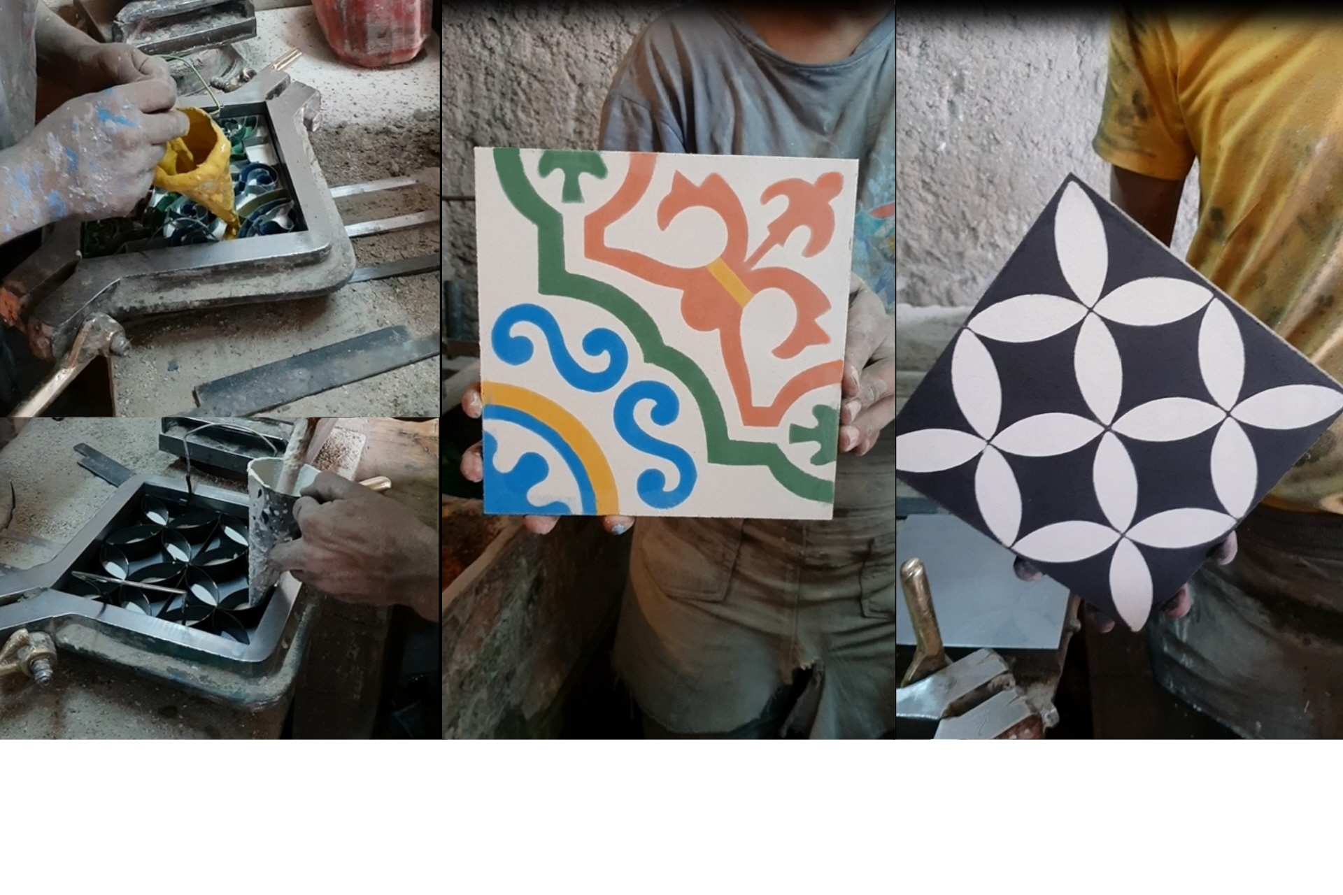 Cement tiles,zellige,encaustic cement tiles, moroccan cement tiles, Zementfliesen